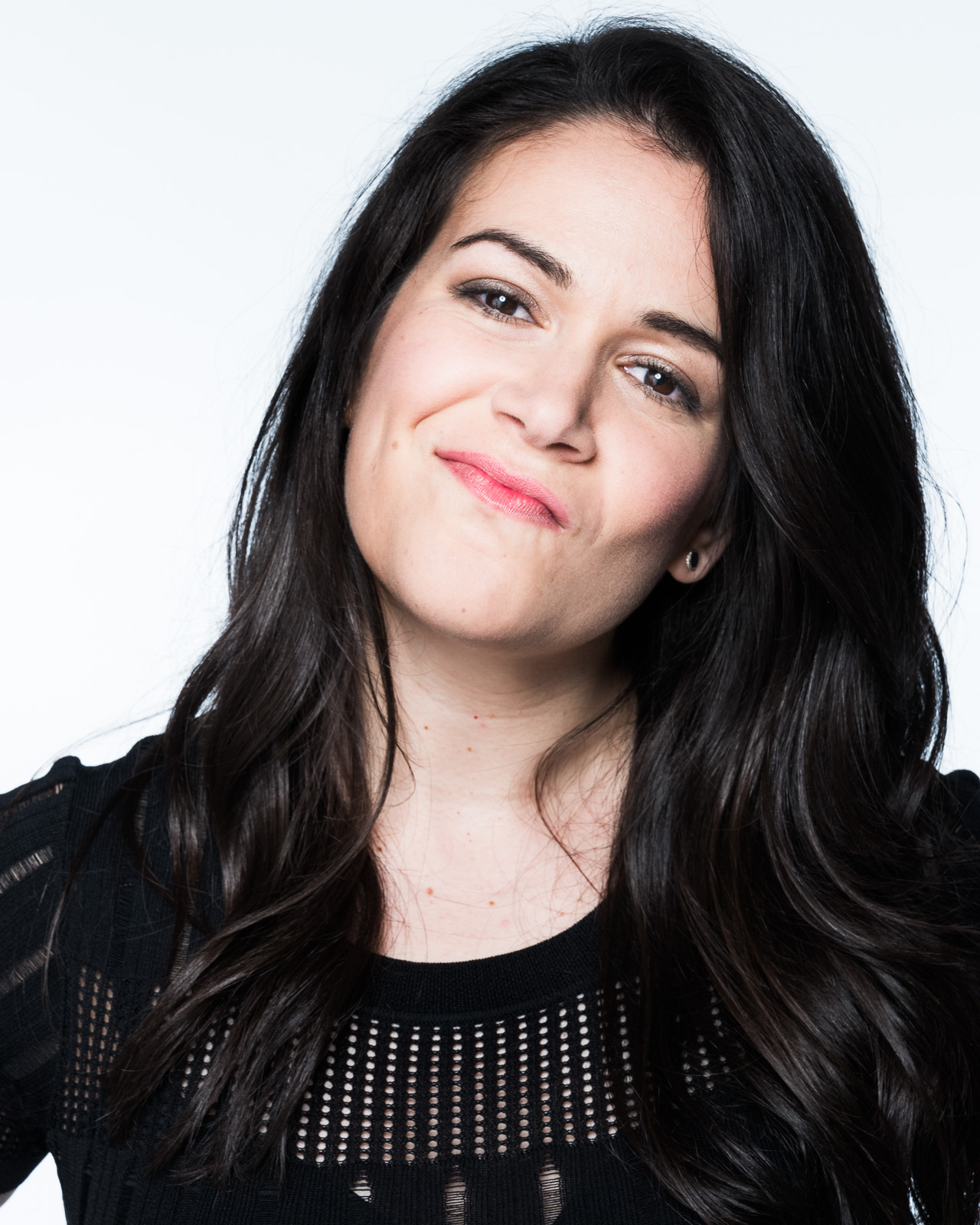 Abbi Jacobson by Eric Schwabel