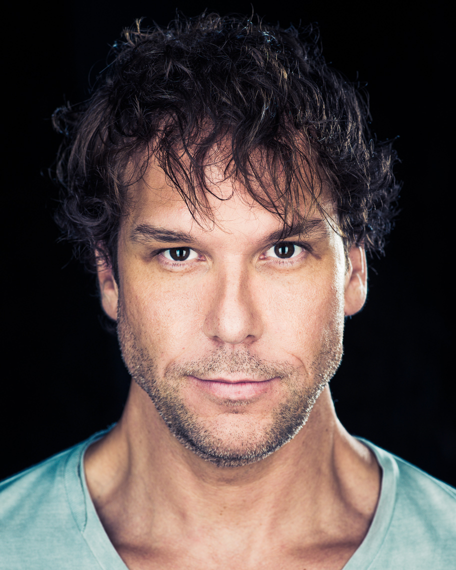 Dane Cook photographed by Eric Schwabel