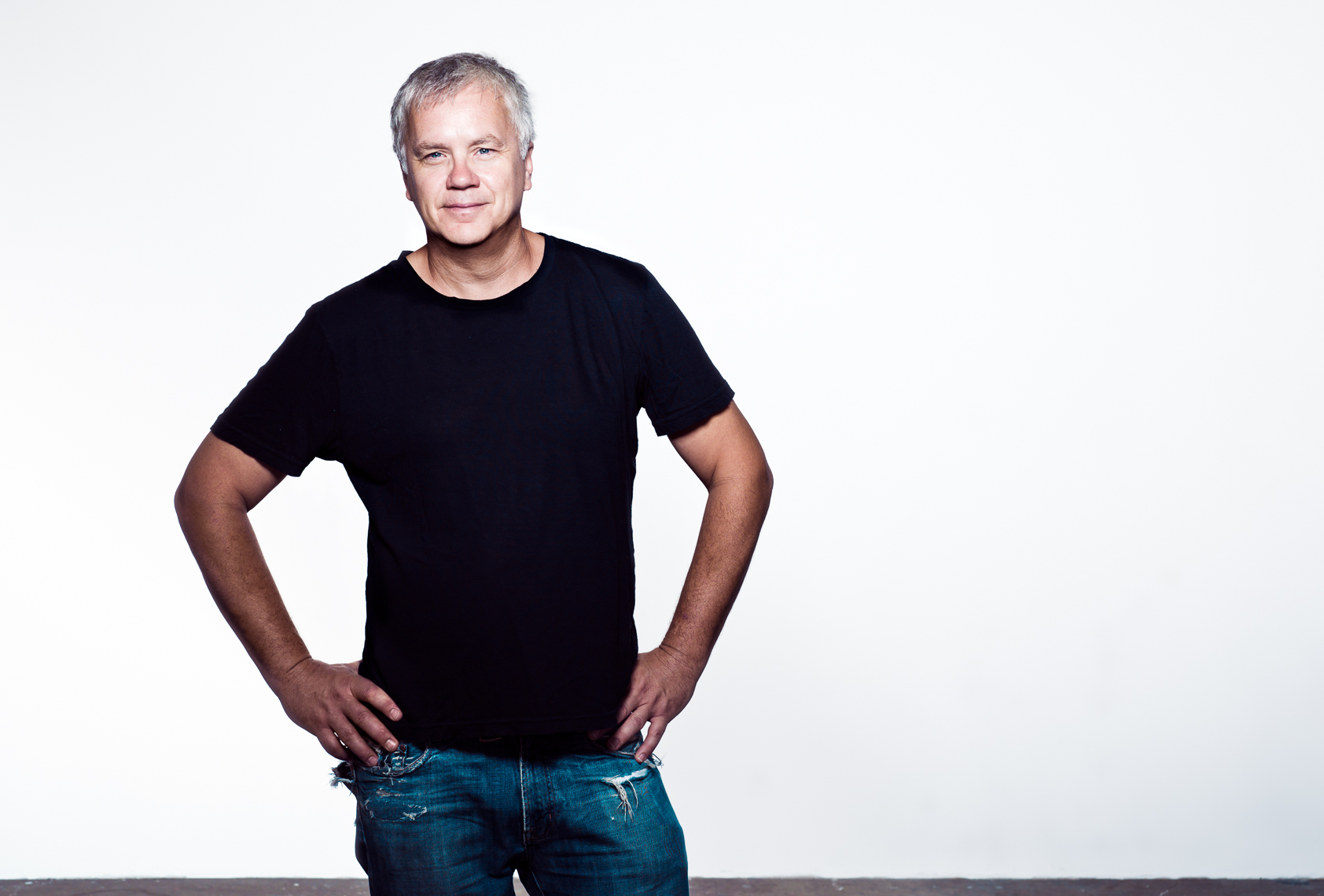 Tim Robbins photographed by Eric Schwabel