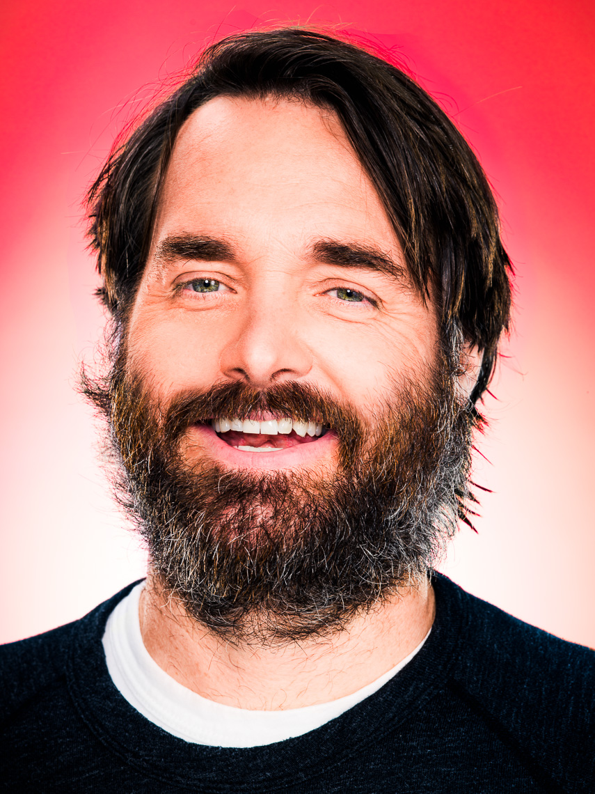 Will Forte photographed by Eric Schwabel