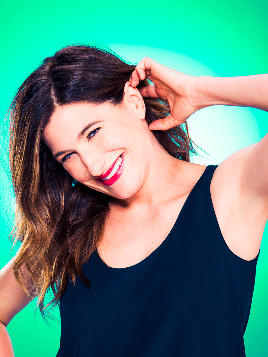 Kathryn Hahn photographed by Eric Schwabel