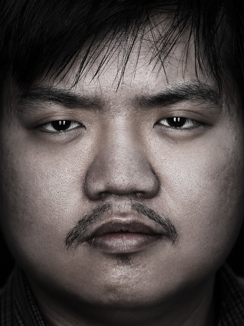 Arthur Chu photographed by Eric Schwabel