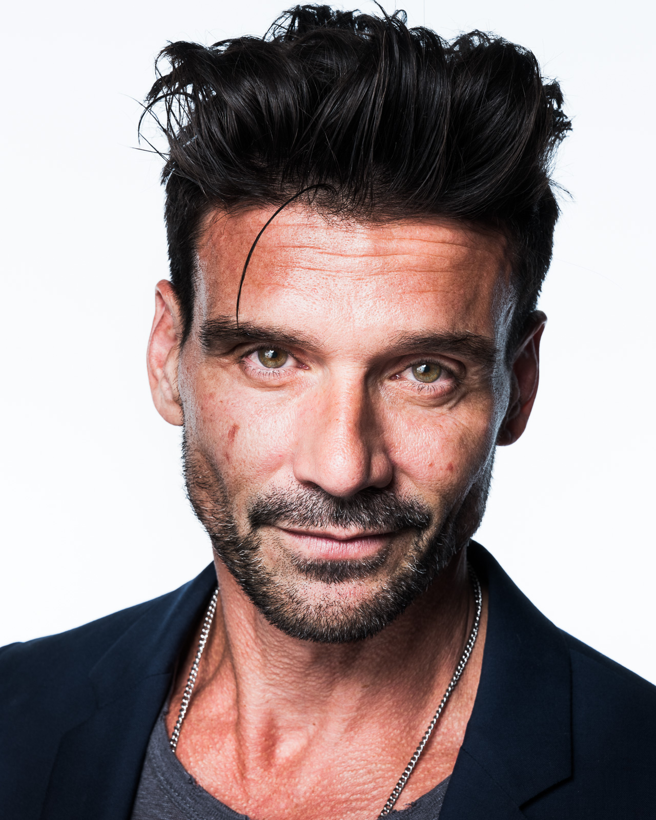 Frank Grillo by Eric Schwabel