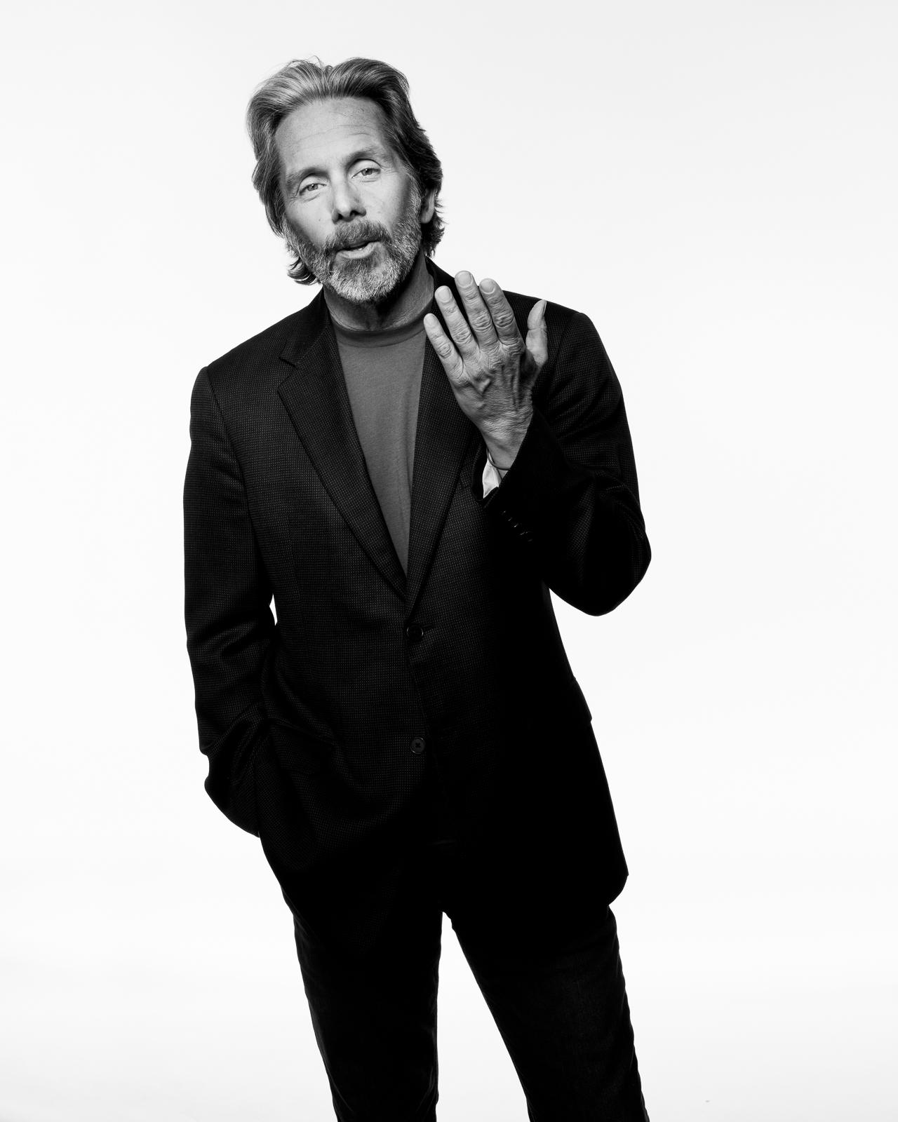 Gary Cole by Eric Schwabel