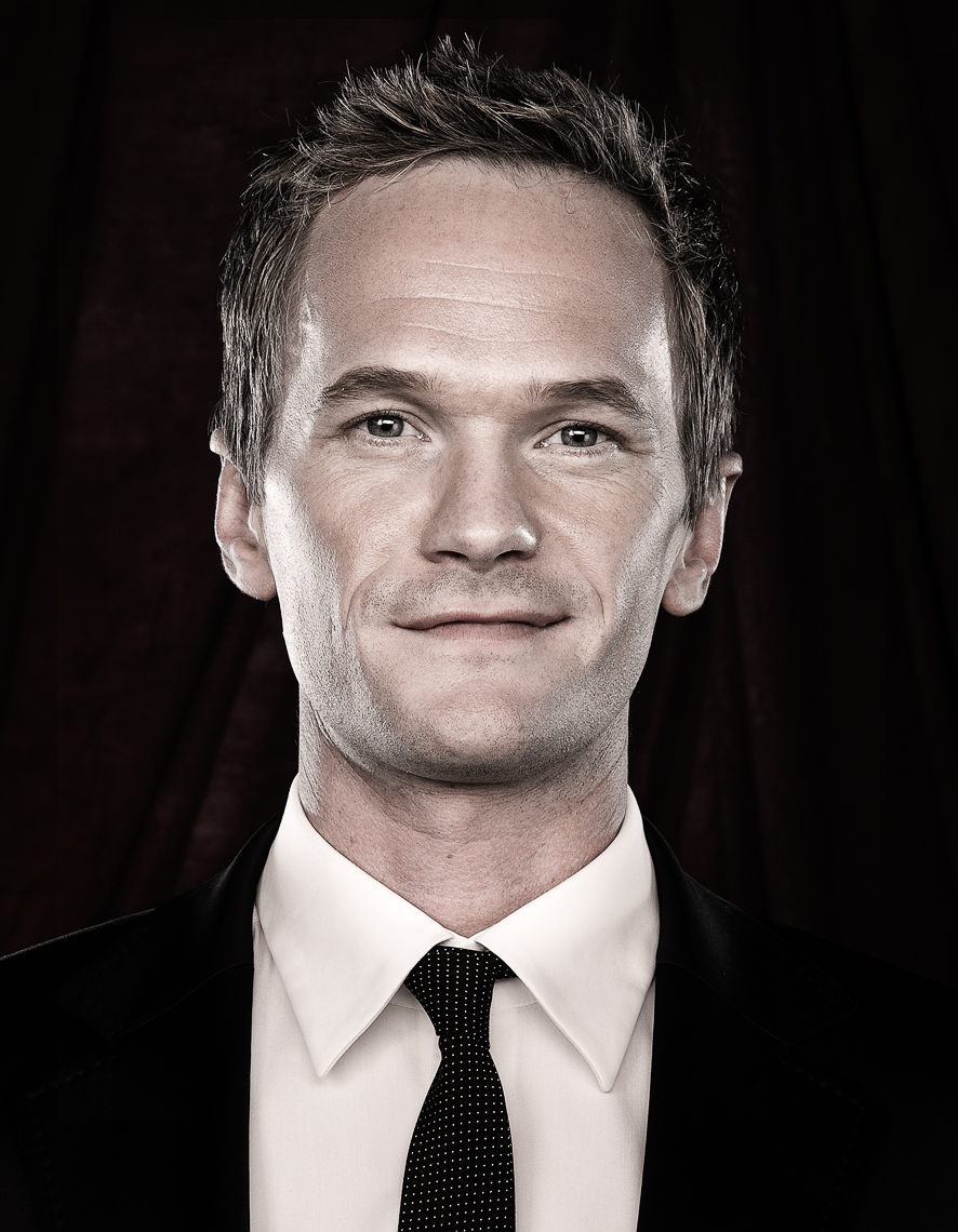 Neil Patrick Harris by Eric Schwabel