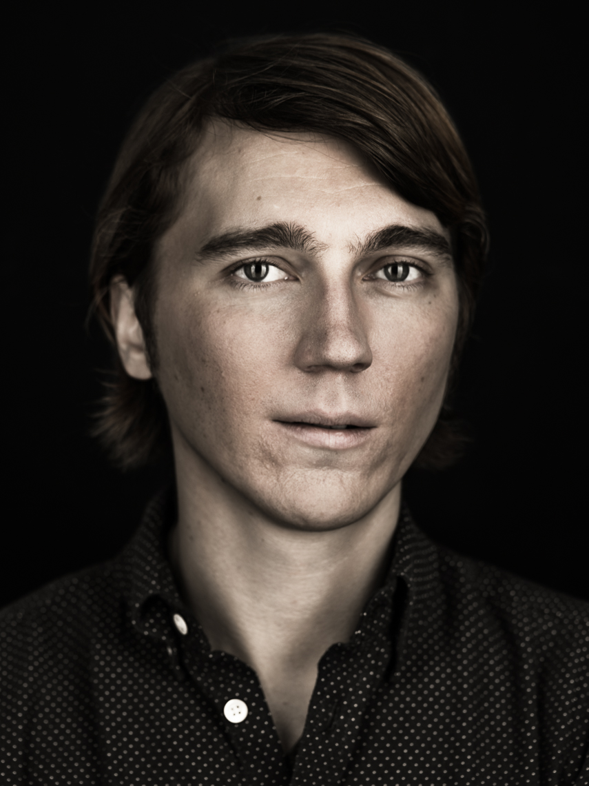 Paul Dano by Eric Schwabel
