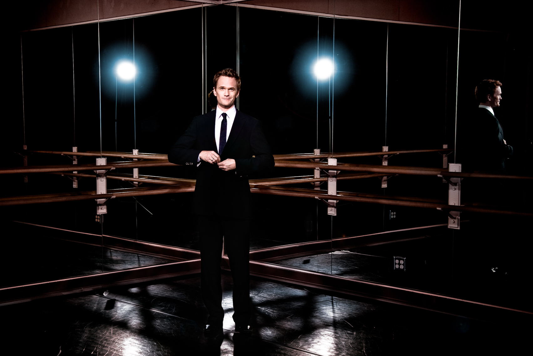 Neil Patrick Harris photographed by Eric Schwabel